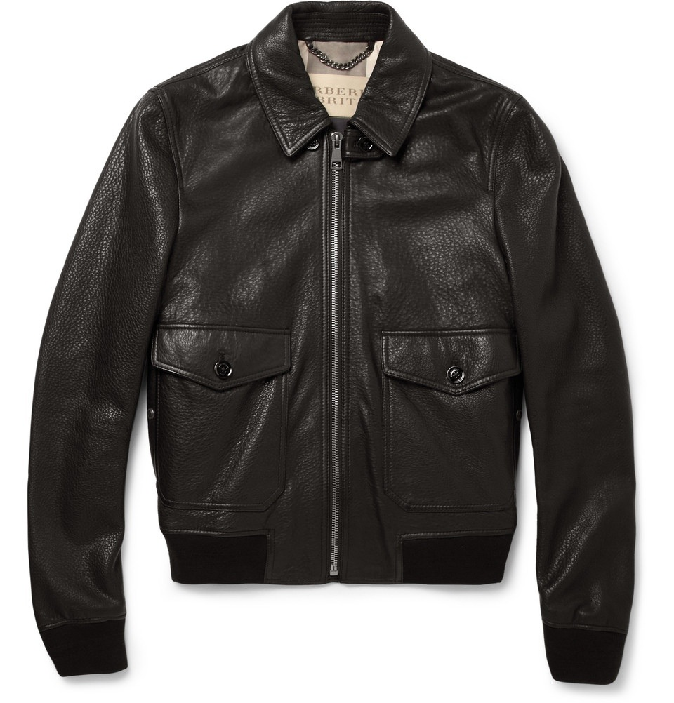The fonz leather jacket