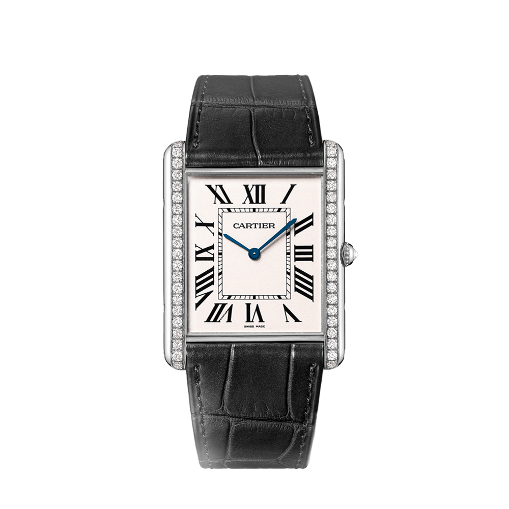 man this watch is built like a tank the cartier tank watch singletonmeetshorsley. Black Bedroom Furniture Sets. Home Design Ideas