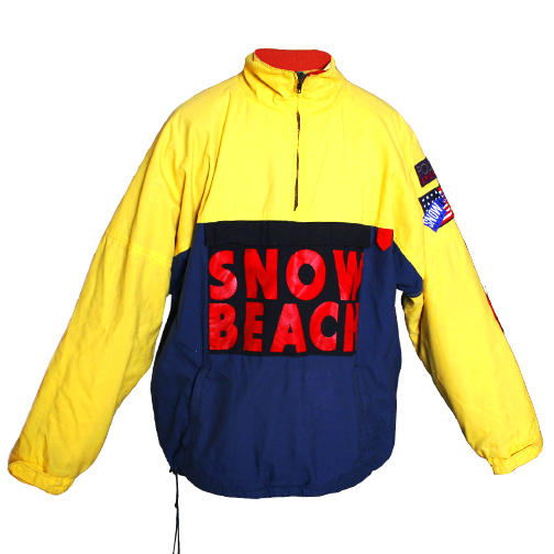 Mid 90s Ralph Lauren Snow Beach Jacket ski $1200